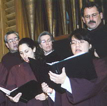 St. Vincent's Music Ministry
